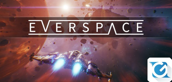 Everspace e' finalmente disponibile
