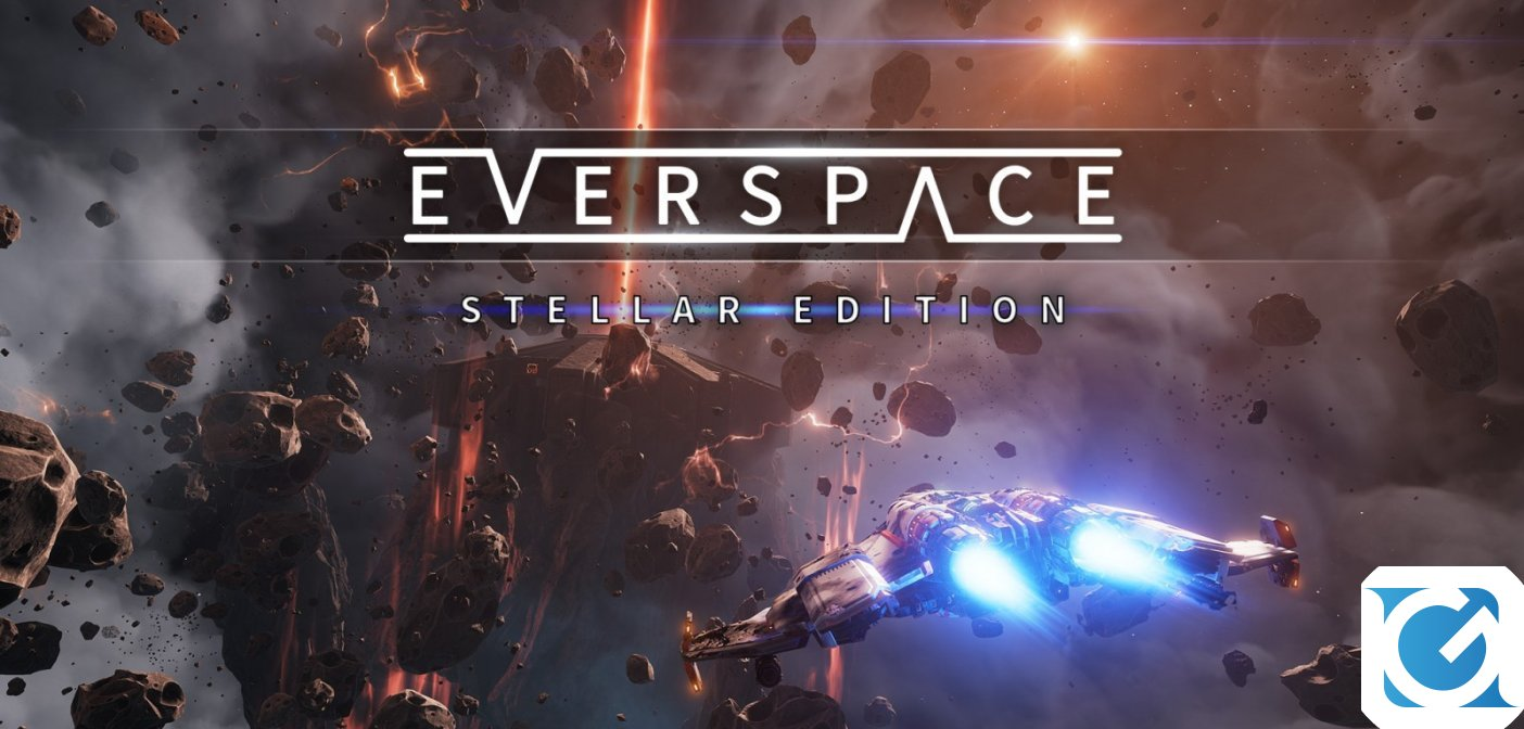 EVERSPACE arriva su Switch l'11 dicembre