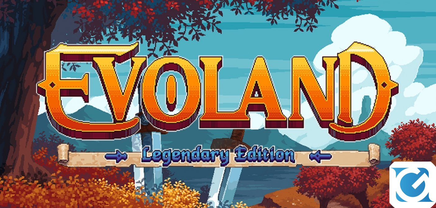 Evoland Legendary Edition è disponibile per XBOX One