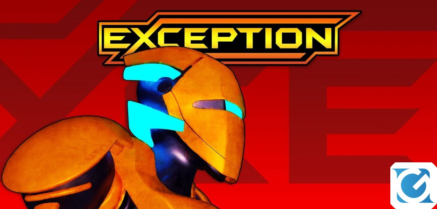 Exception è disponibile per PC e console