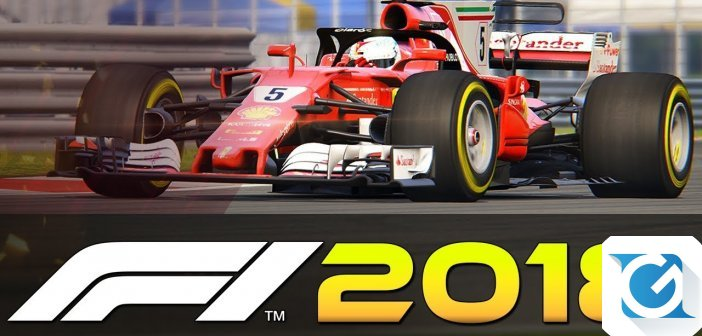 F1 2018: ecco il primo video gameplay
