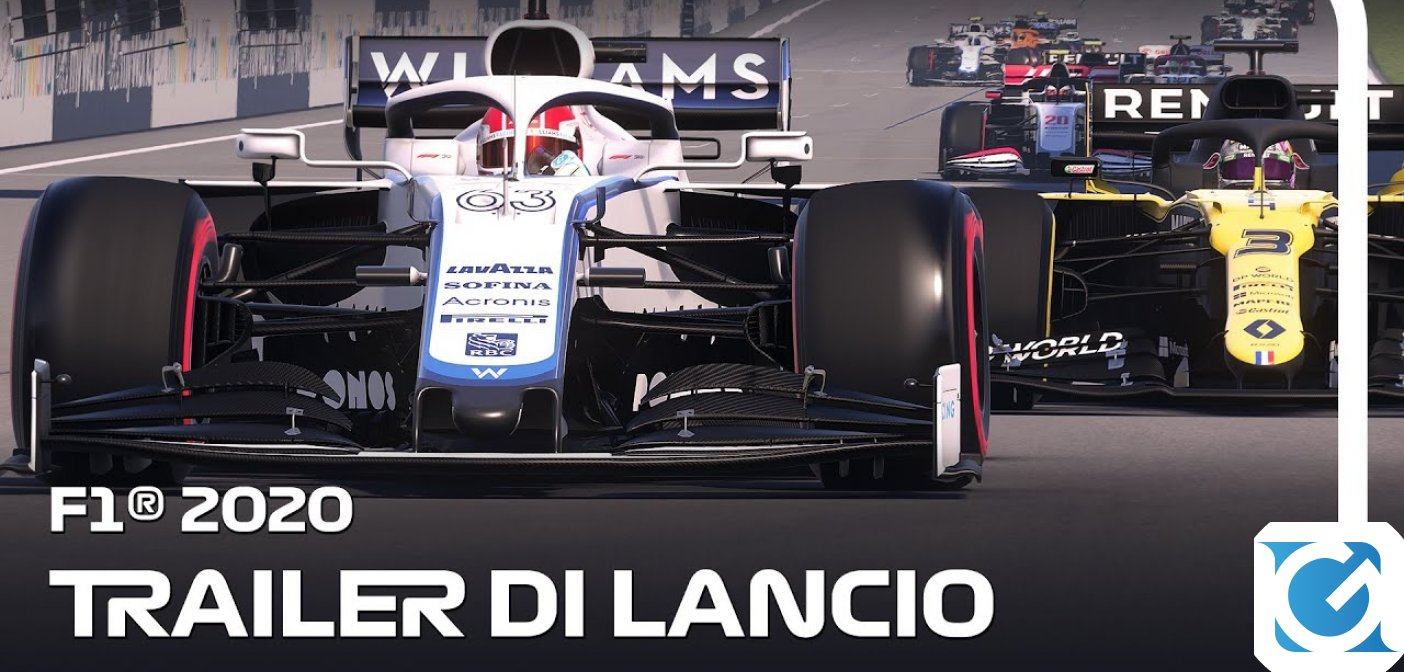 F1 2020 è disponibile per PC e console