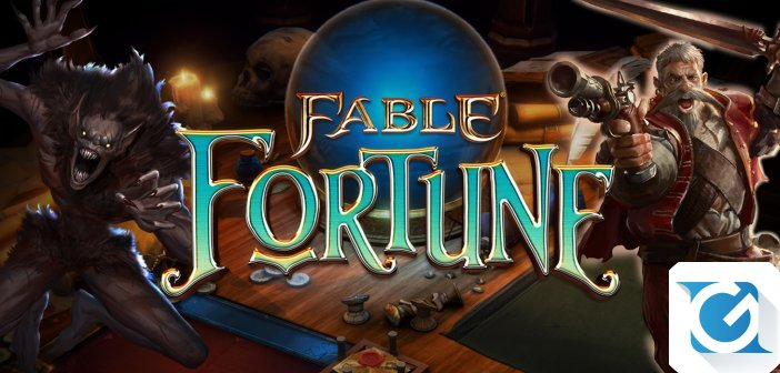 Fable Fortune esce dall'Early access e diventa free to play