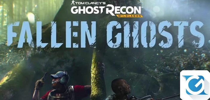 Fallen Ghosts, la seconda espansione di Ghost Recon Wildlands e' disponbile