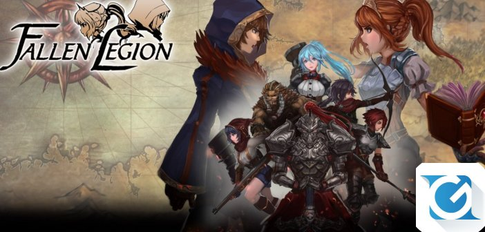 Fallen Legion: Rise to Glory - Flames of Rebellion: Nuovo trailer