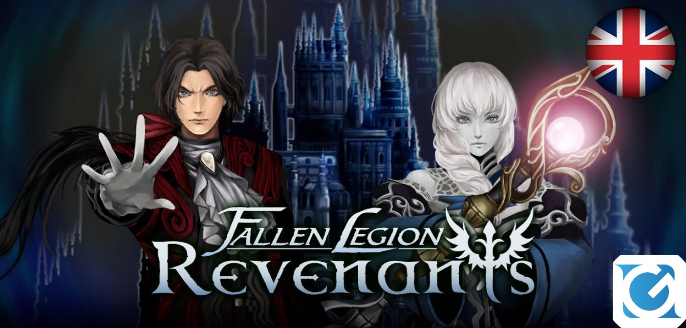Fallen Legion Revenants è disponibile per PS 4 e Switch