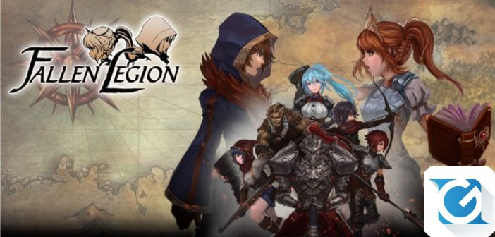 Fallen Legion: Rise to Glory: nuovi video di ringraziamento