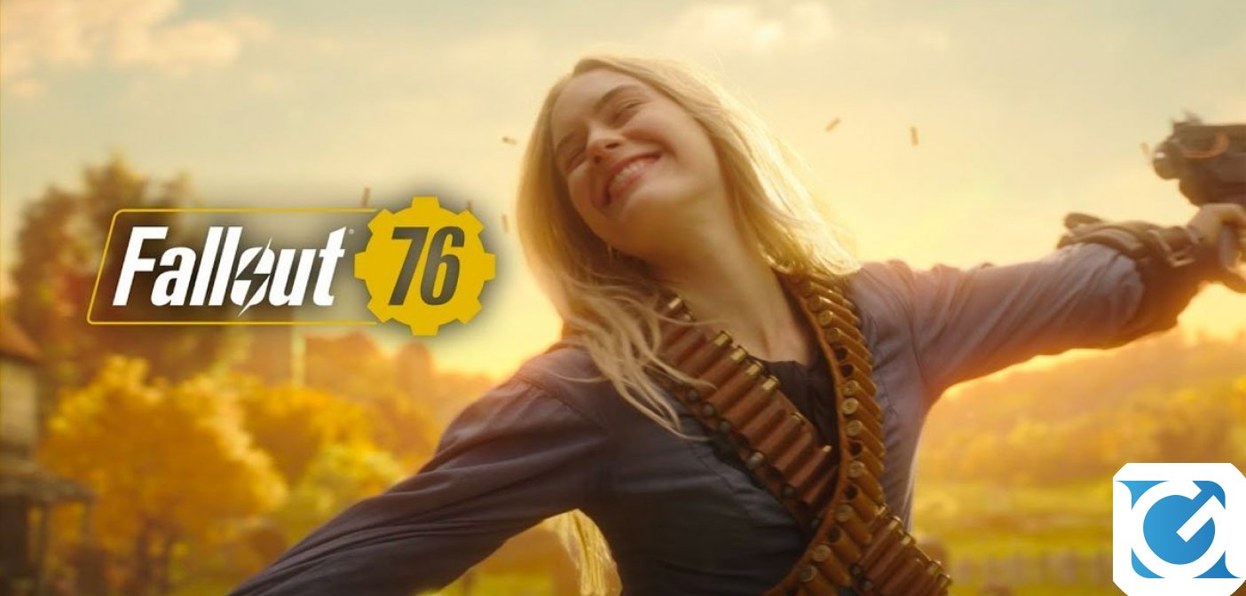 Disponibile un live action trailer per Fallout 76