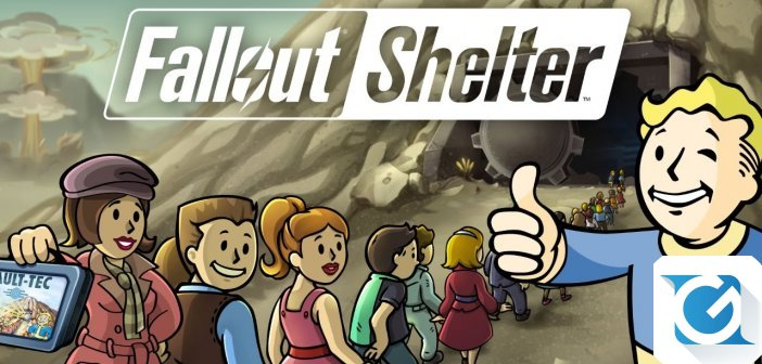 Fallout Shelter e' disponibile per XBOX One e Windows 10