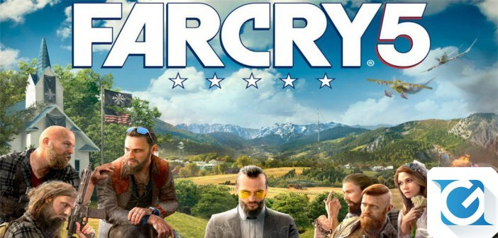 Far Cry 5: Svelati i requisiti per la versione PC