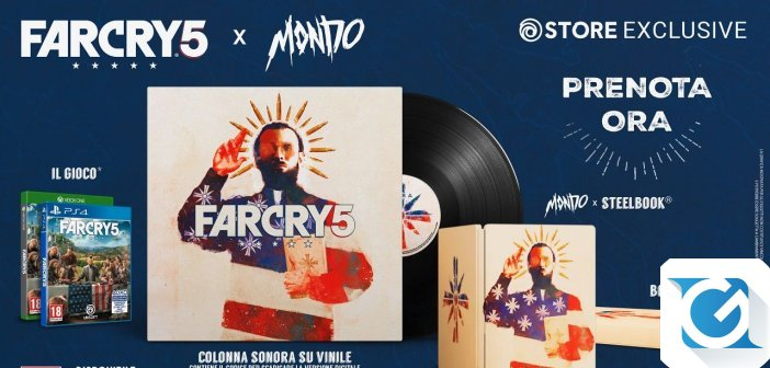 Fary Cry 5: Annunciata la limited edition