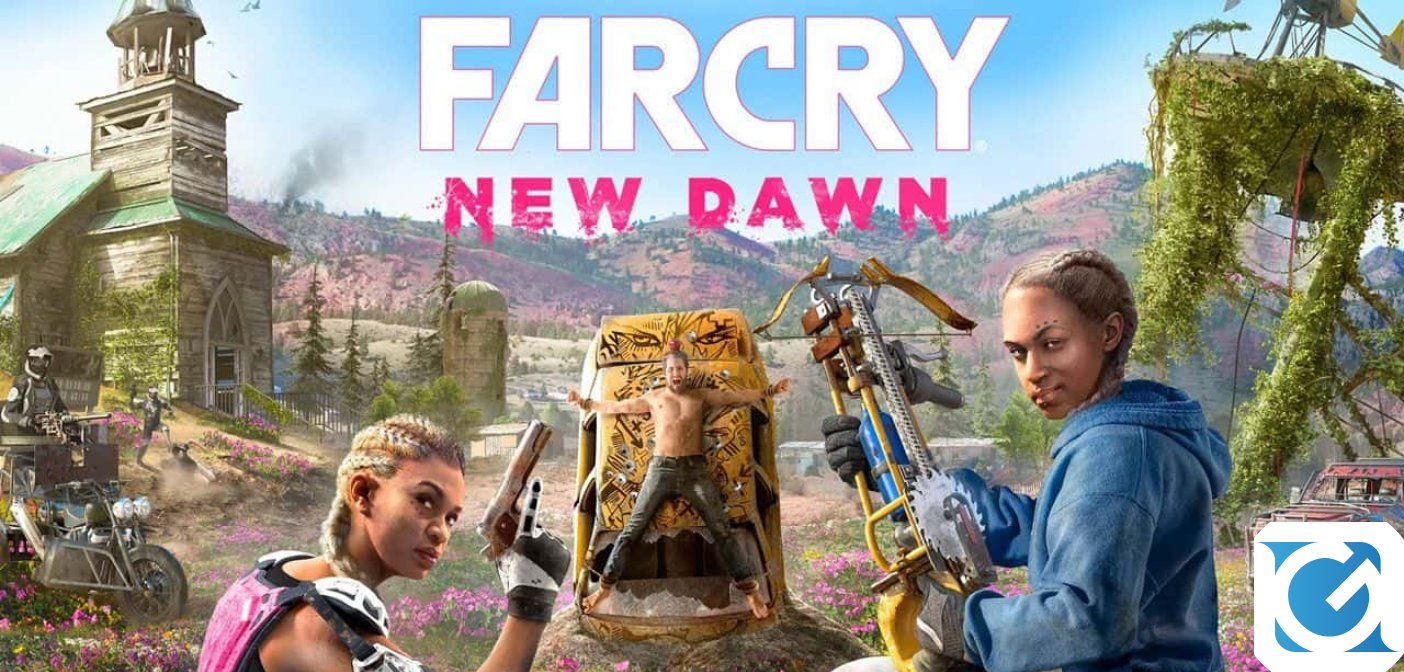 Far Cry New Dawn è disponibile per PC e console