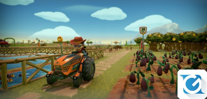 Farm Together arriva in Early Access su Steam