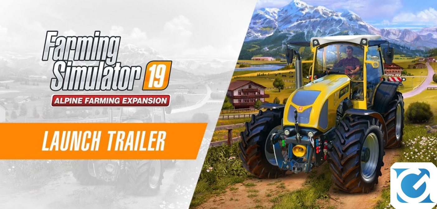 Farming Simulator 19 Premium Edition è disponibile