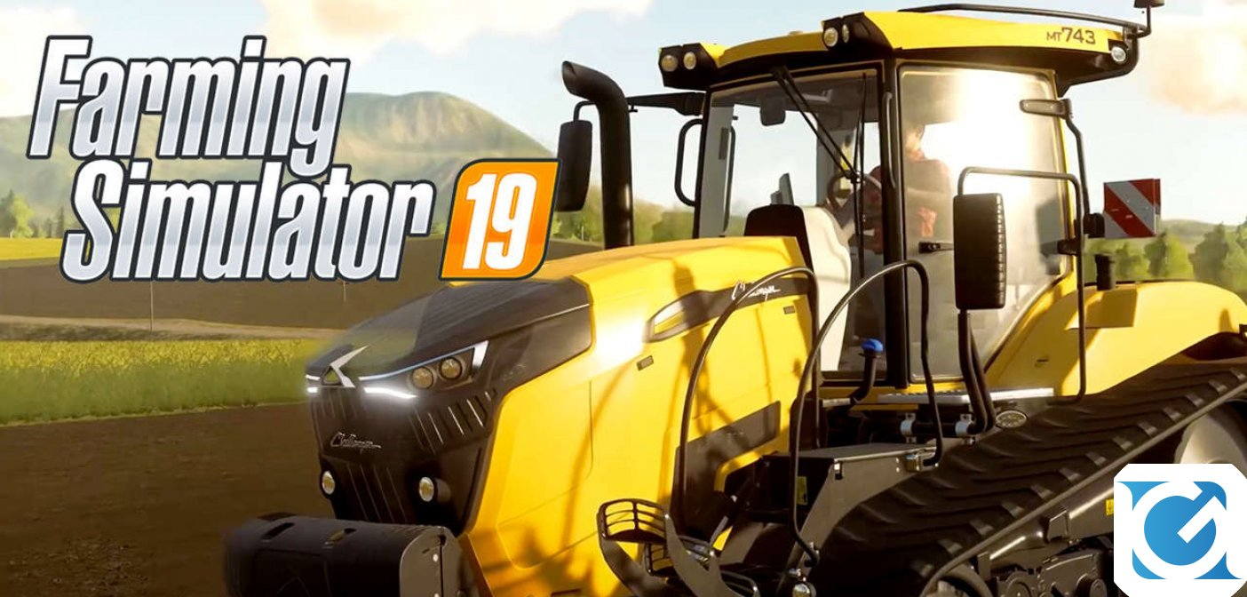 Farming Simulator 19: disponibile il nuovo DLC Anderson Group Equipment Pack