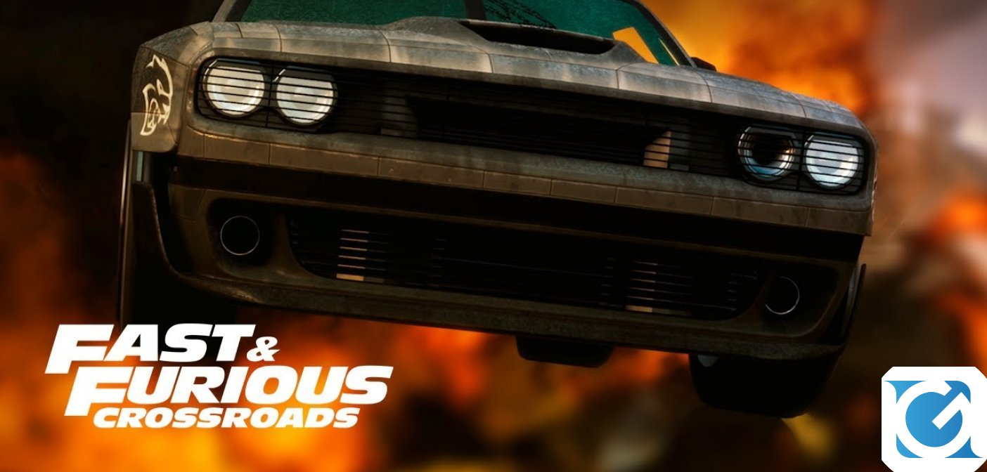 Fast & Furious Crossroads è disponibile