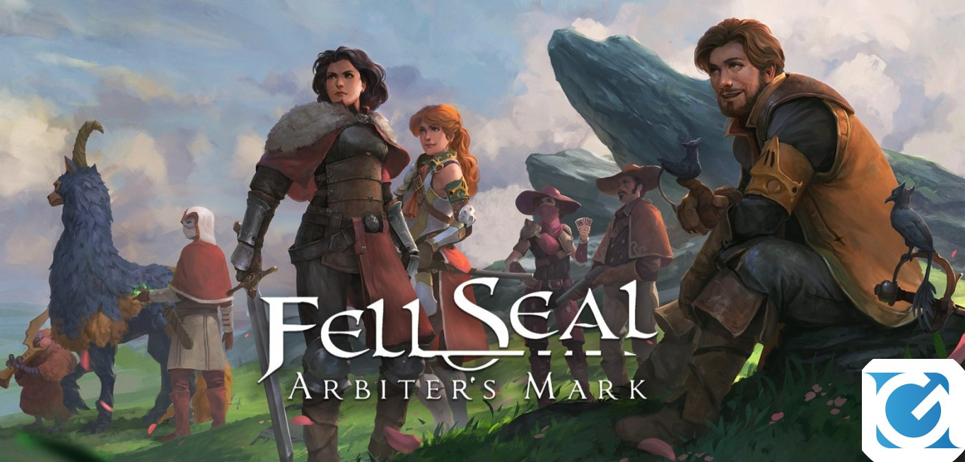Recensione Fell Seal: Arbiter's Mark - Strategia a suon di turni e magia