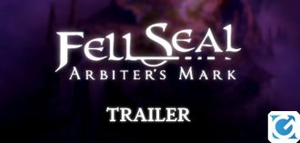 Fell Seal: Arbiter's Mark arriva su Switch prima di ferragosto