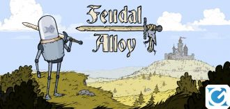 Feudal Alloy è finalmente disponibile per PC e Switch
