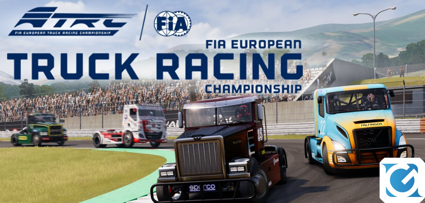 FIA European Truck Racing Championship ha una data d'uscita