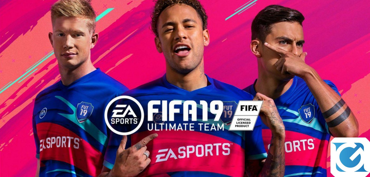 Ecco la Team of the Year di FIFA Ultimate Team 19