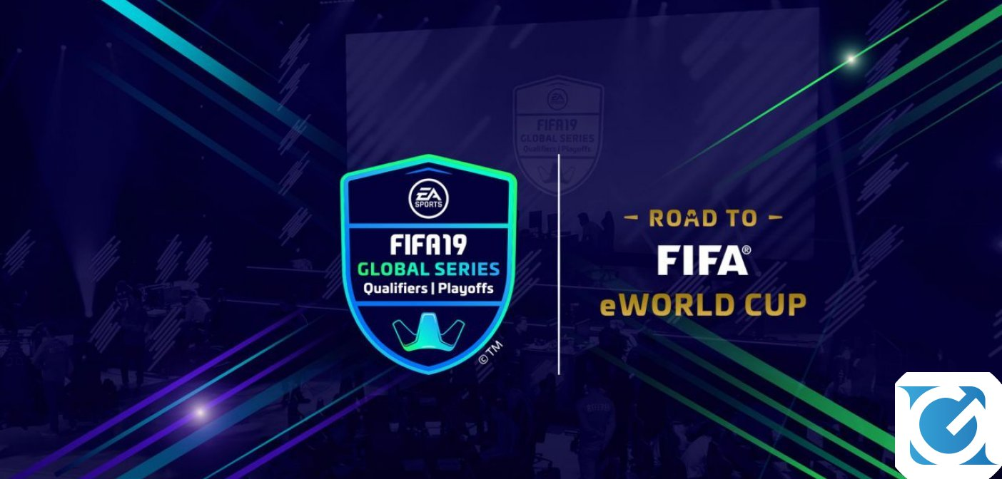 FIFA 19 Global Series infranto ogni record