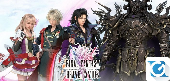 FINAL FANTASY BRAVE EXVIUS e Just Cause nasce una collaborazione!