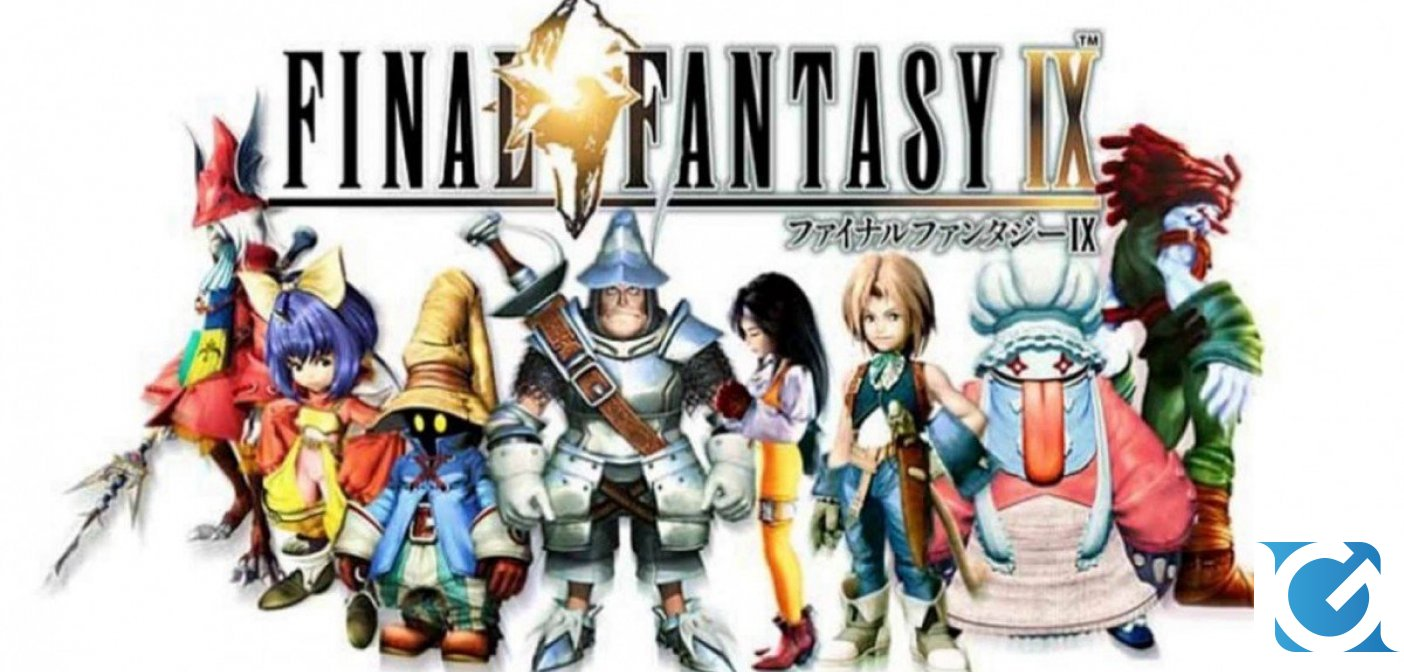 FINAL FANTASY IX è disponibile su PC e console