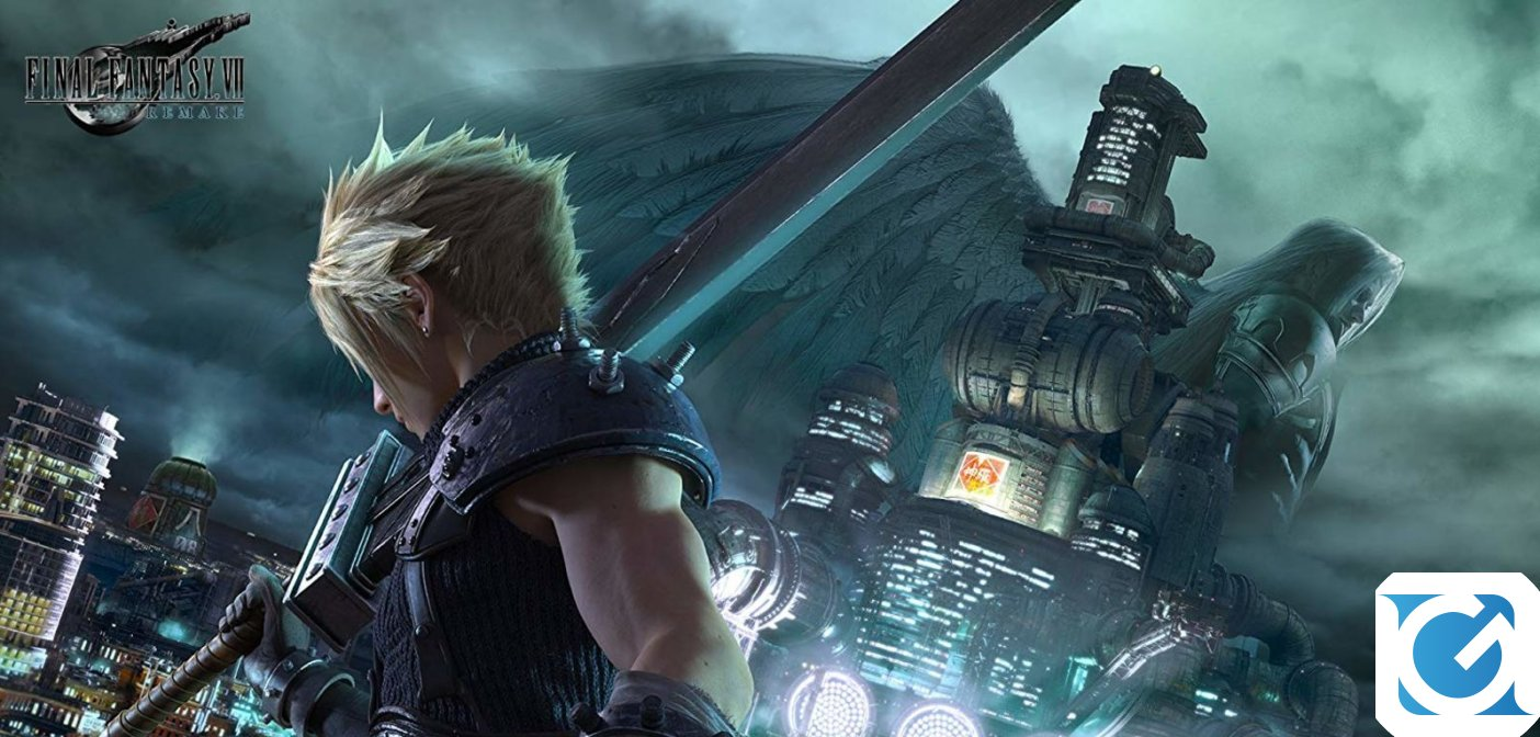 Svelata la data d'uscita di FINAL FANTASY VII REMAKE