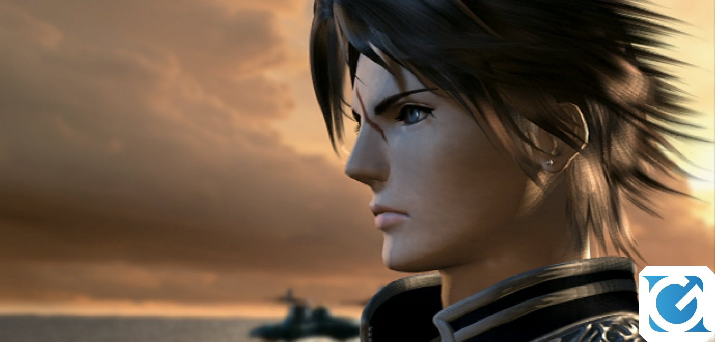 FINAL FANTASY VIII Remastered è disponibile su PC e console