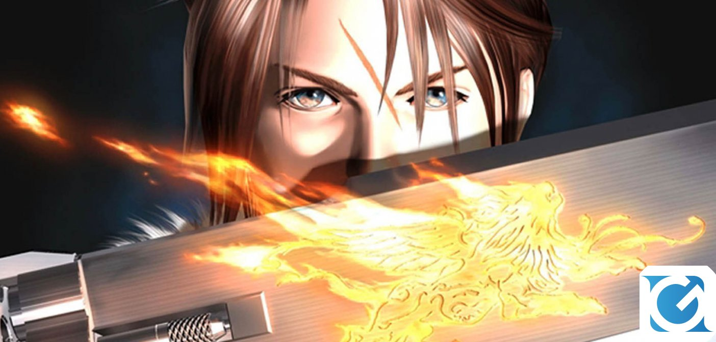 E3 2019: FINAL FANTASY VIII Remastered arriverà quest'anno su PC e console