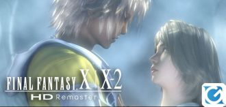 FINAL FANTASY X/X-2 HD Remaster è disponibile per Nintendo Switch e Xbox One