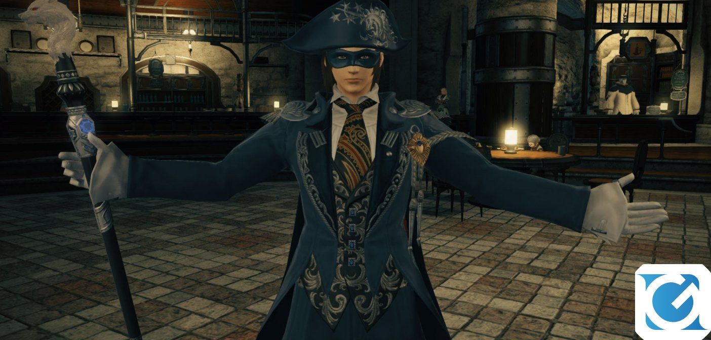 Il Blue Mage sbarca in Final Fantasy XIV