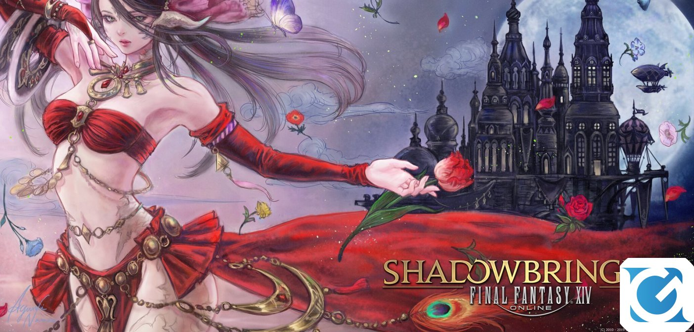 La terza espansione di FINAL FANTASY XIV è disponibile: arriva FINAL FANTASY XIV: Shadowbringers