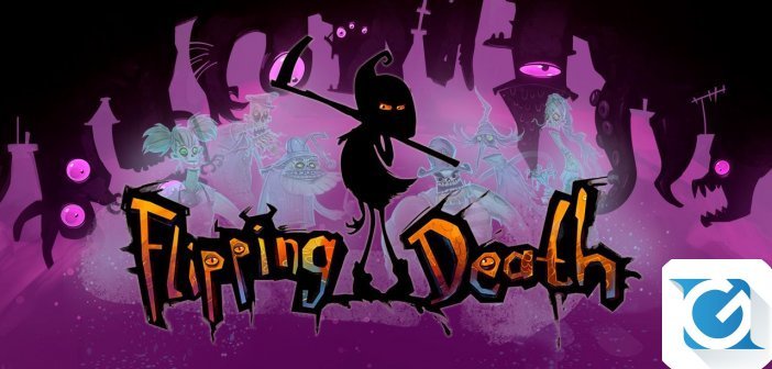 Zoink Games ha annunciato Flipping Death