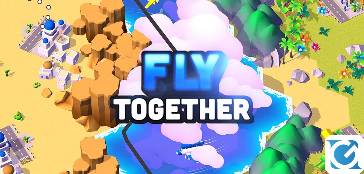 Fly TOGETHER! arriva su Switch a fine aprile