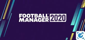 Football Manager 2020 è finalmente disponibile