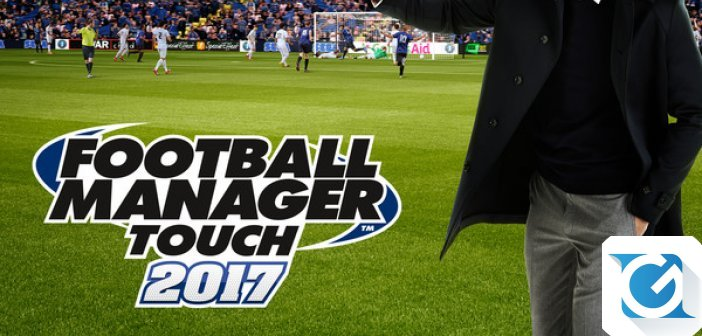 Football Manager Touch debutta su Nintendo Switch