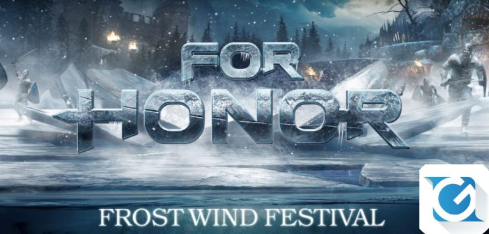 For Honor, arriva il Frost Wind Event