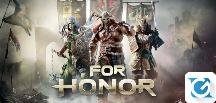 For Honor: disponibile la Starter Edition per PC