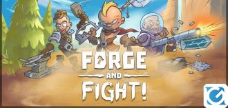 Forge and Fight è disponibile in Early Access su Steam