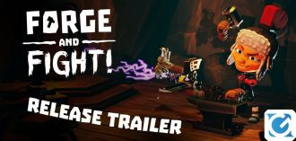 Forge and Fight! è disponibile su PC