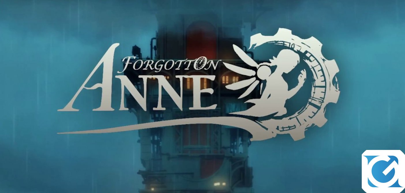 Forgotton Anne arriva su Nintendo Switch il 9 novembre