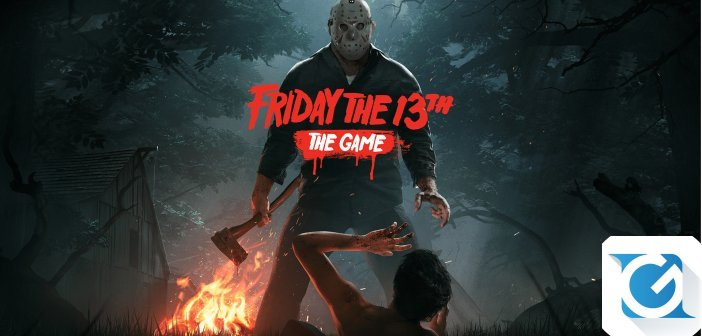 Friday The 13th: The Game e' disponibile per XBOX One, Playstation 4 e PC