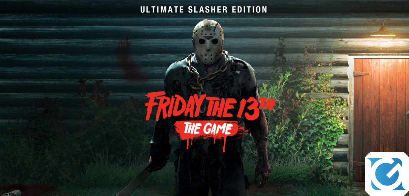 Friday the 13th: The Game Ultimate Slasher Edition è disponibile per Switch