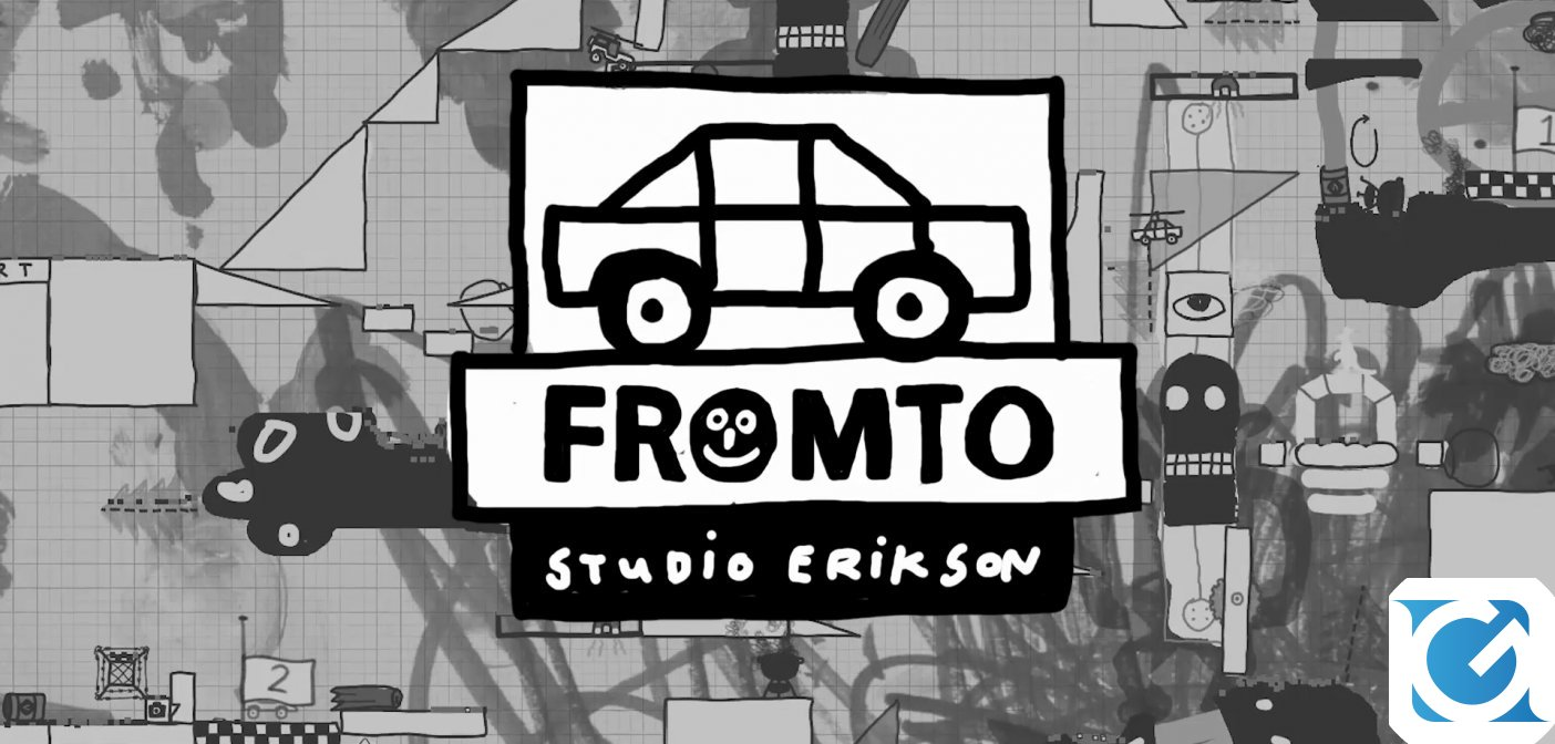 Fromto annunciato per Switch e PC
