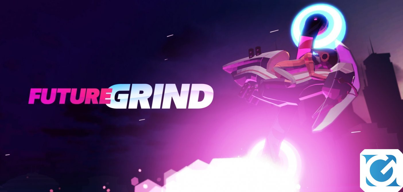 FutureGrind è disponibile per PC, Switch e PS4