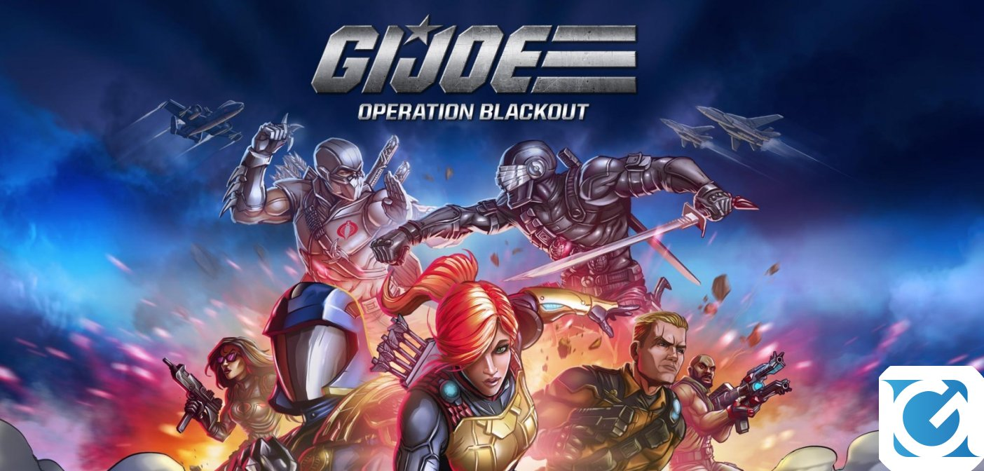 G.I. Joe: Operation Blackout è disponibile su console