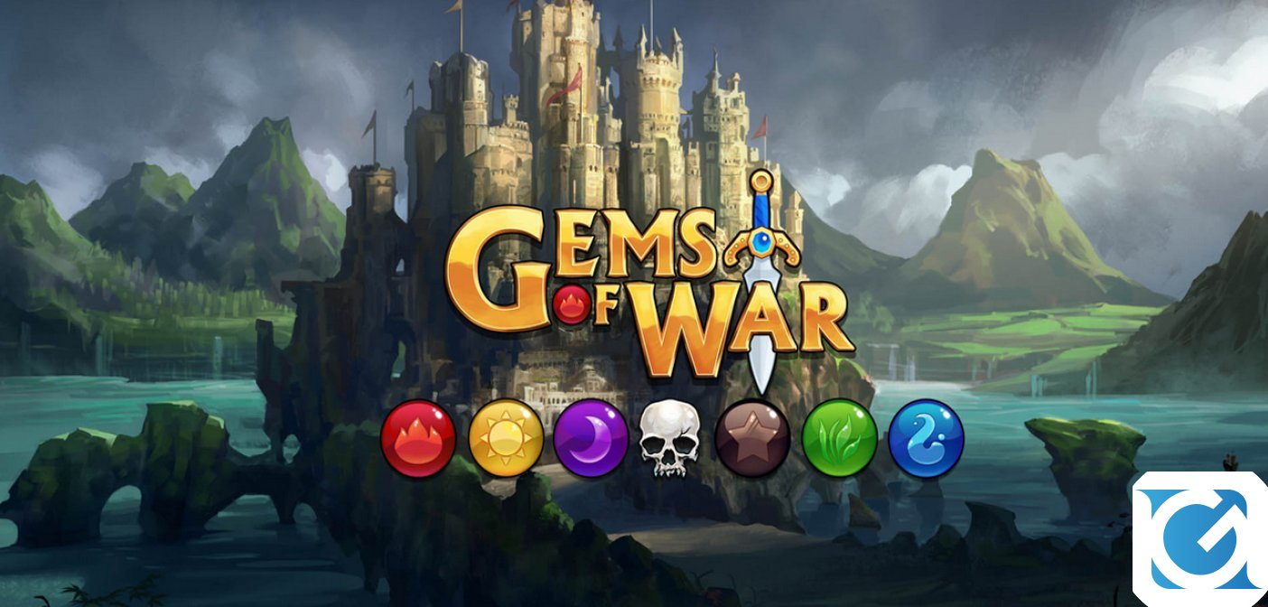 Gems of War è disponibile gratuitamente su Switch