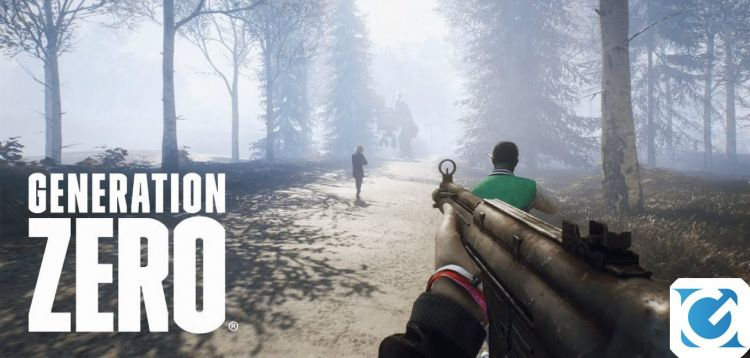 Disponibile il trailer di lancio di Generation Zero